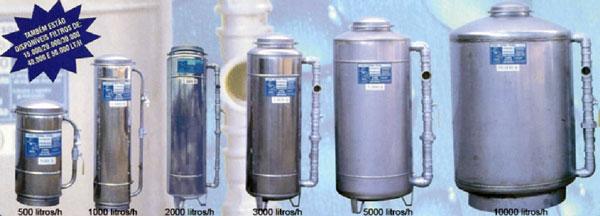 Filtro de Água Tecsol